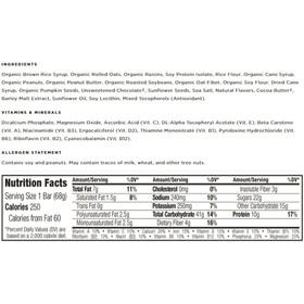CLIF Bar Energybar Box 12x68g Alpine Cereal Mix